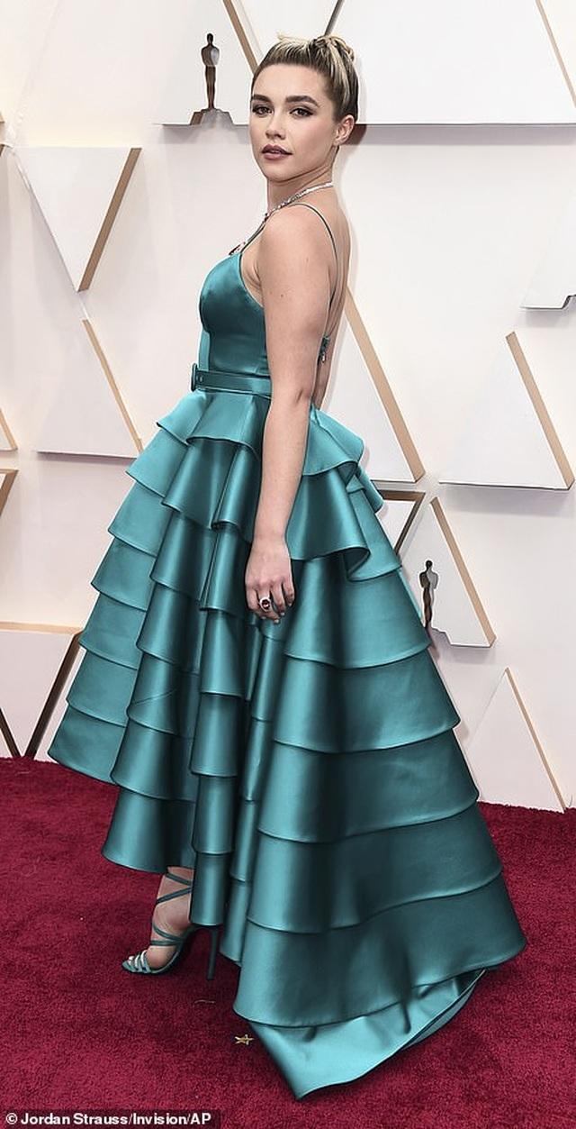 Sao dập dìu váy áo dự lễ trao giải Oscar 2020 - 7