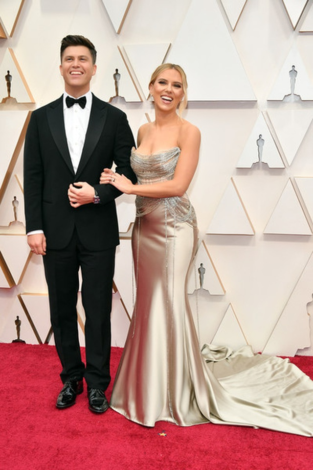 Sao dập dìu váy áo dự lễ trao giải Oscar 2020 - 2