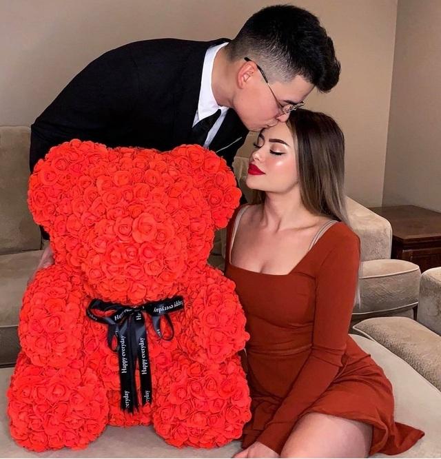 Hot girl Việt kiều đẹp nóng bỏng yêu xa ngày Valentine - 8