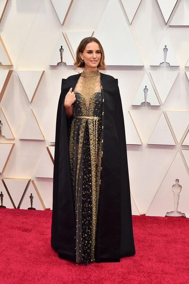 Sao dập dìu váy áo dự lễ trao giải Oscar 2020 - 36