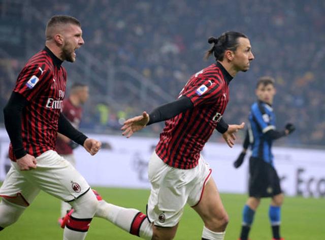 Lukaku ghi bàn, Inter lội ngược dòng kinh điển trước AC Milan - 1