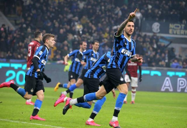 Lukaku ghi bàn, Inter lội ngược dòng kinh điển trước AC Milan - 2
