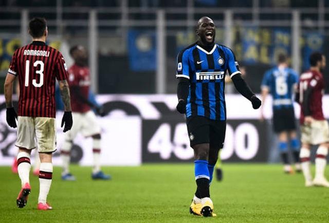 Lukaku ghi bàn, Inter lội ngược dòng kinh điển trước AC Milan - 3