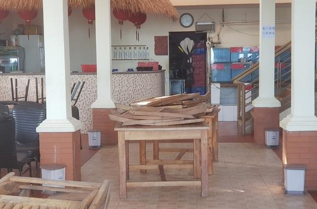 Nha Trang: Hàng loạt nhà hàng hải sản đóng cửa vì vắng khách  - 4
