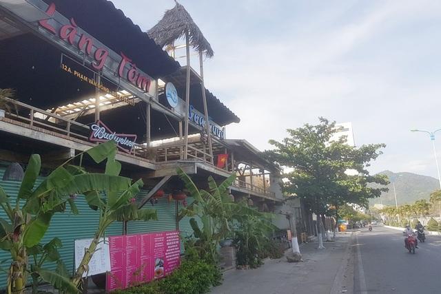 Nha Trang: Hàng loạt nhà hàng hải sản đóng cửa vì vắng khách  - 7