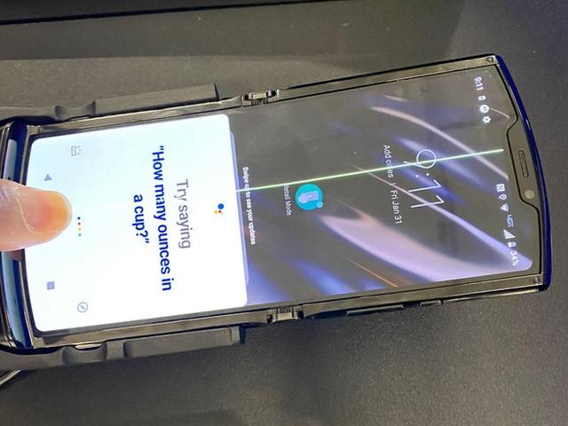 Moto RAZR dính lỗi màn hình hàng loạt sau chỉ 1 ngày mở bán - 3