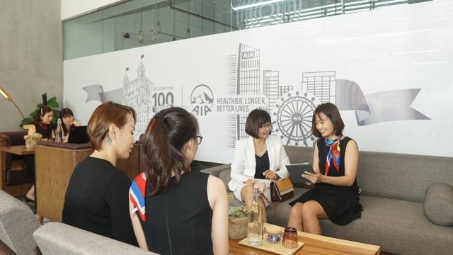 AIA100 - Trung tâm dịch vụ khách hàng hiện đại và khác biệt - 4