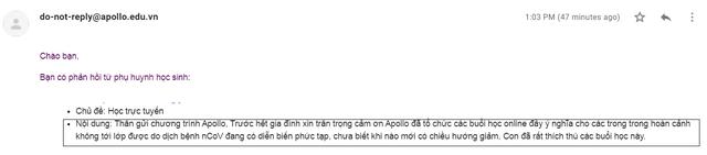 Học tiếng Anh thời Corona: Apollo English nhân rộng nền tảng trực tuyến Apollo e-Interact sau 3 ngày - 2