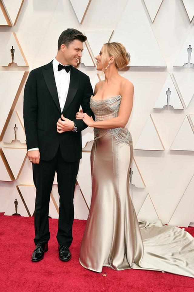 Sao dập dìu váy áo dự lễ trao giải Oscar 2020 - 4