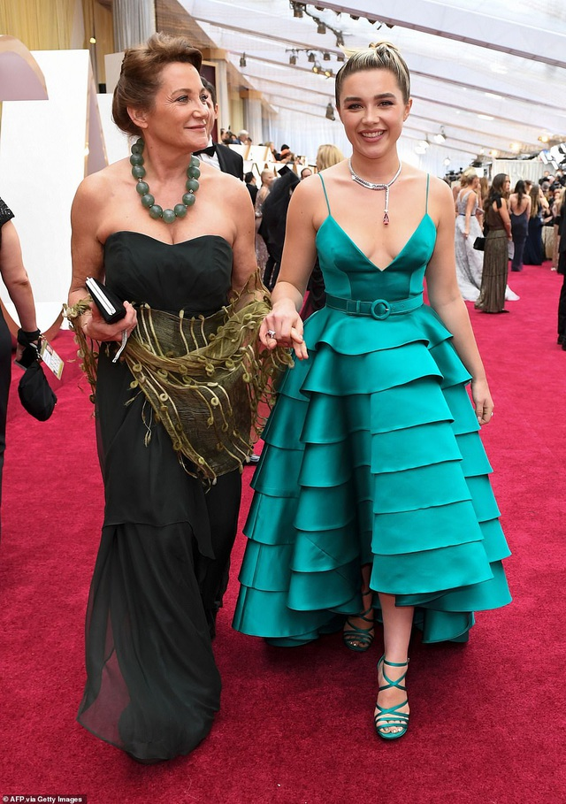 Sao dập dìu váy áo dự lễ trao giải Oscar 2020 - 6