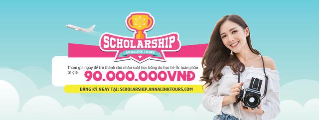 Chạm tay tới giấc mơ Study Tour tại Úc với Học bổng Toàn phần Annalink Tours Scholarship trị giá 90.000.000 VNĐ - 1