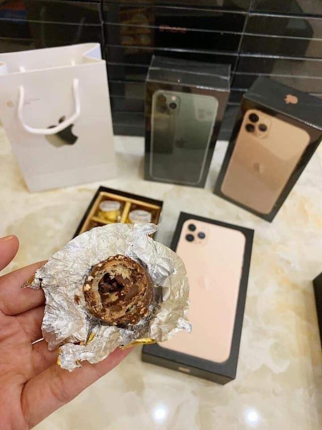 Hộp quà iPhone sang chảnh tặng Valentine khiến chị em mừng hụt - 3
