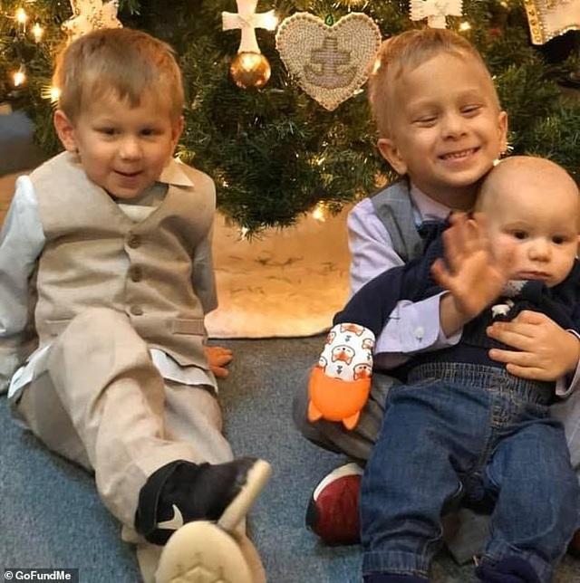 3 con trai mắc ung thư hiếm gặp mà người mẹ từng bị lúc nhỏ - 2