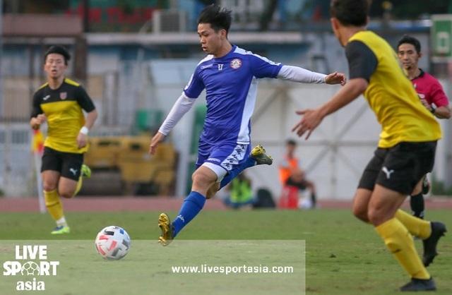 Báo châu Á kỳ vọng Công Phượng tỏa sáng ở AFC Cup - 1