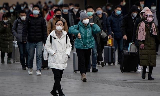 """Corona """"vượt mặt"""" SARS, Trung Quốc vẫn kích hoạt lại hàng triệu lao động - 1"""