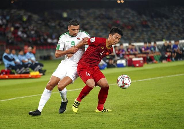 Đội tuyển Việt Nam chốt địa điểm đá giao hữu với Iraq - 1