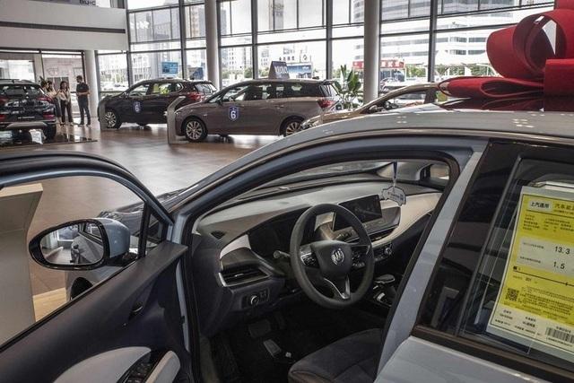 Kinh doanh lao dốc do đại dịch, ô tô Trung Quốc xin ngân hàng ứng cứu - 1