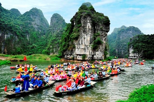 Năm du lịch quốc gia 2021 tiếp tục tổ chức ở Ninh Bình - 1