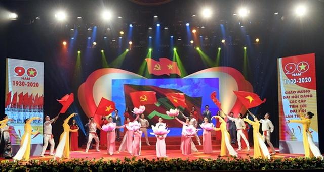 PV Gas hưởng ứng lễ kỷ niệm 90 năm thành lập Đảng - 1