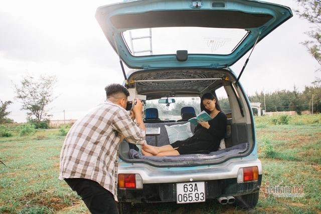 Sắm ô tô 90 triệu đi du Xuân, bí quyết hạnh phúc của đôi vợ chồng trẻ - 5