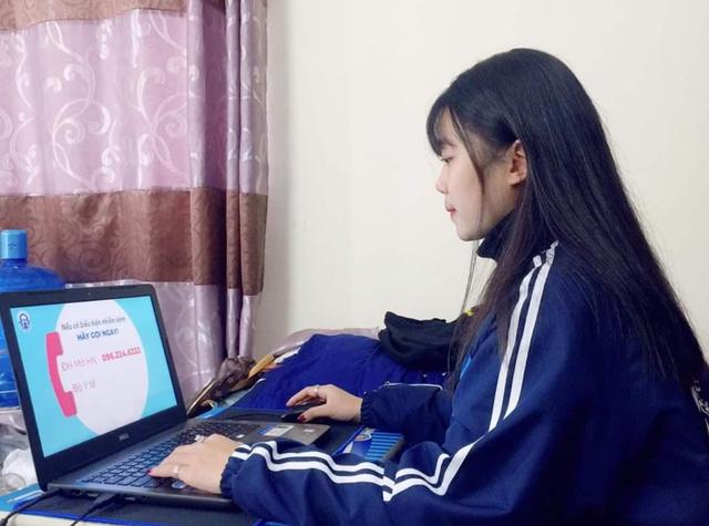 Gần 100.000 lượt truy cập hệ thống học trực tuyến của ĐH Mở Hà Nội vì nCoV - 3