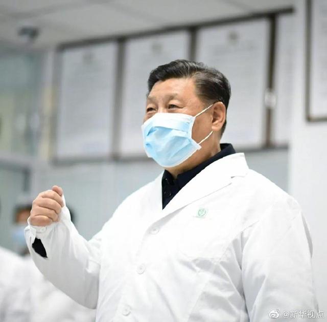 Ông Tập Cận Bình trực tiếp thị sát công tác chống dịch corona - 9