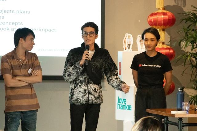 Youtube chính thức công bố 3 đại sứ sáng tạo thay đổi người Việt - 3