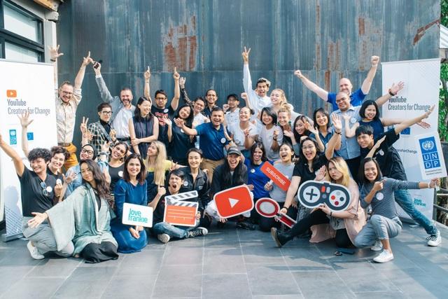 Youtube chính thức công bố 3 đại sứ sáng tạo thay đổi người Việt - 4