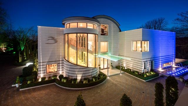 """Mục sở thị """"viên kim cương"""" trong ngành kiến trúc ở ngoại ô London - 2"""