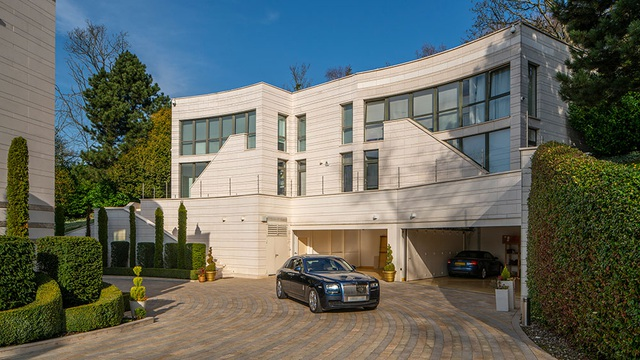 """Mục sở thị """"viên kim cương"""" trong ngành kiến trúc ở ngoại ô London - 5"""