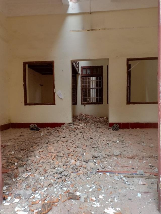 Trạm phát sóng Bạch Mai bị phá dỡ ngay trước ngày lập hồ sơ di tích - 17