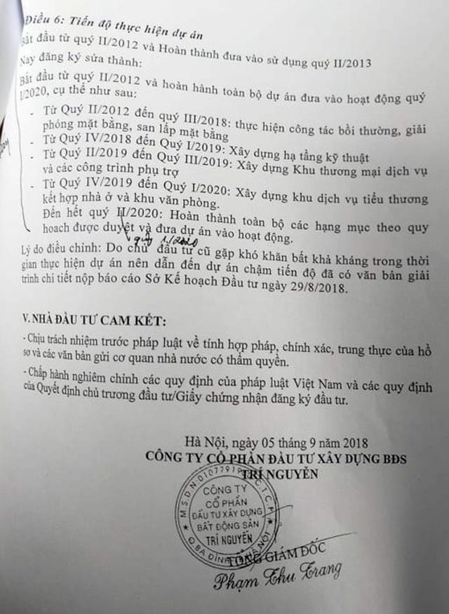 """Dự án Thiên Lộc Complex đầu voi, đuôi chuột: Đủ kịch bản """"lòe"""" dân! - 1"""