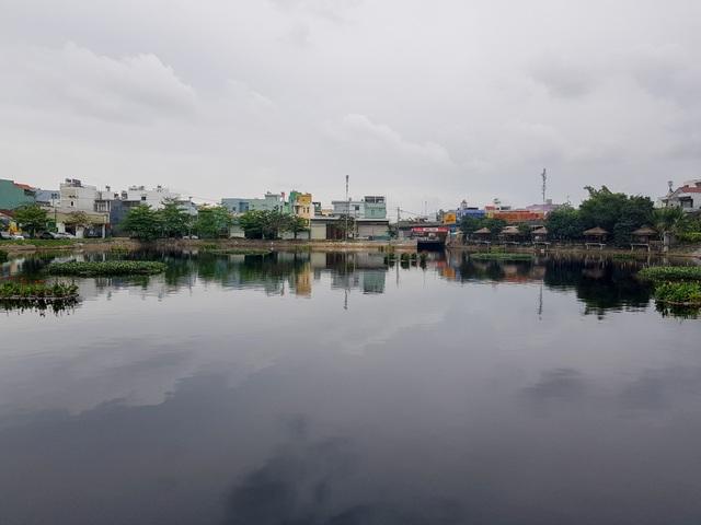 Hàng trăm hộ dân sống dở chết dở quanh hồ nước ô nhiễm tại Đà Nẵng - 1