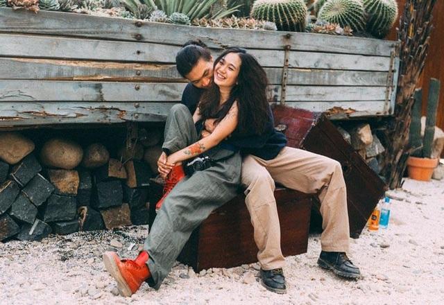 Bộ ảnh đong đầy trải nghiệm tình yêu của cặp đôi cá tính - 1