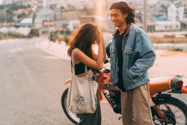 Bộ ảnh đong đầy trải nghiệm tình yêu của cặp đôi cá tính - 3