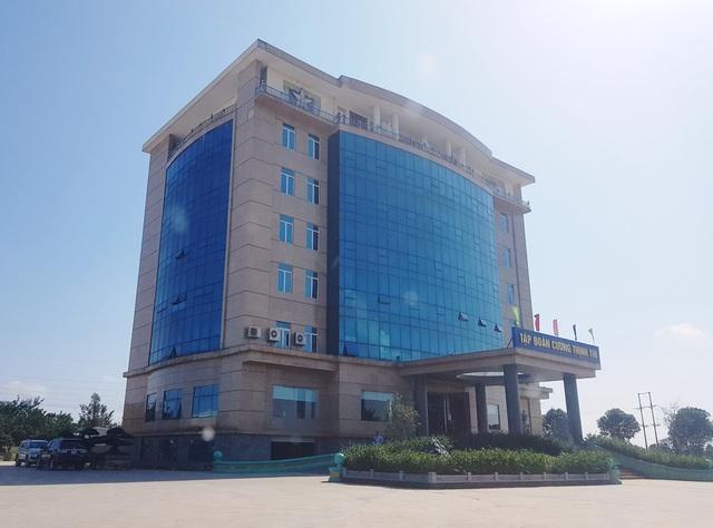Ninh Bình: Ưu ái cho doanh nghiệp mượn của công… xây trụ sở công ty! - 3