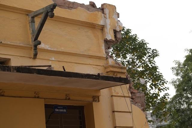 Trạm phát sóng Bạch Mai bị phá dỡ ngay trước ngày lập hồ sơ di tích - 13