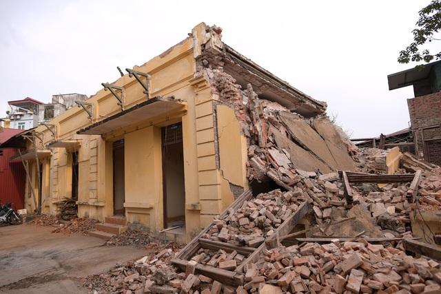 Trạm phát sóng Bạch Mai bị phá dỡ ngay trước ngày lập hồ sơ di tích - 7