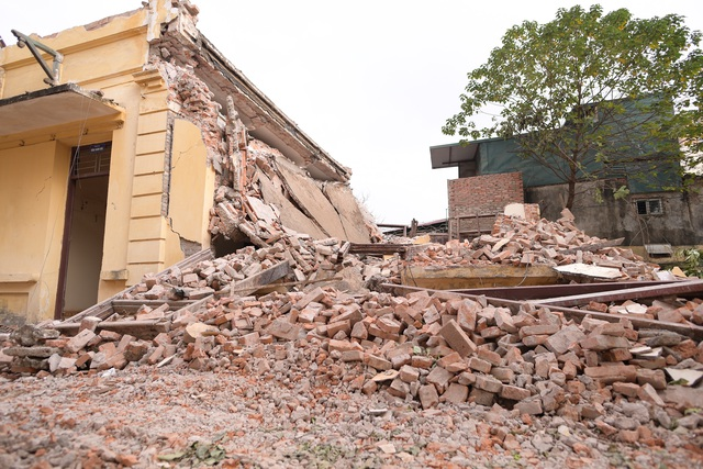 Trạm phát sóng Bạch Mai bị phá dỡ ngay trước ngày lập hồ sơ di tích - 8
