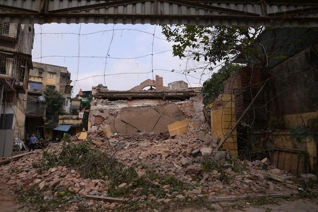 Trạm phát sóng Bạch Mai bị phá dỡ ngay trước ngày lập hồ sơ di tích - 10
