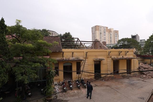Trạm phát sóng Bạch Mai bị phá dỡ ngay trước ngày lập hồ sơ di tích - 6