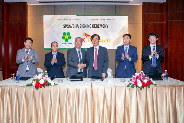 SK Lubricants sáp nhập với Mekong Petrochemical JSC - 1