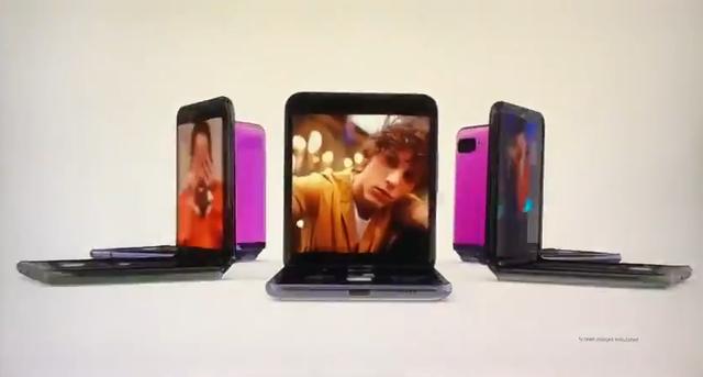 Samsung bất ngờ tung clip quảng cáo Galaxy Z Flip dù chưa ra mắt sản phẩm - 1