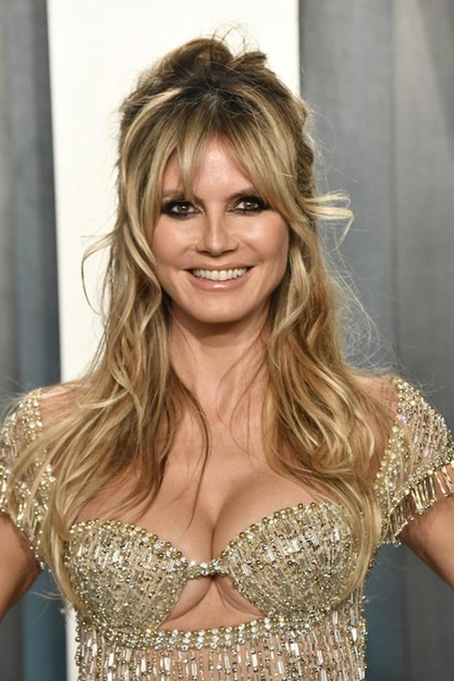 Heidi Klum bốc lửa dự tiệc Oscar 2020 - 4