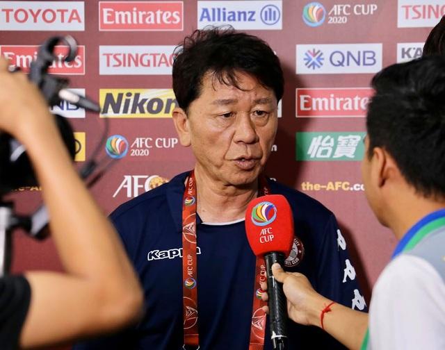 HLV Chung Hae Seong nói gì về màn trình diễn của Công Phượng và đồng đội? - 1