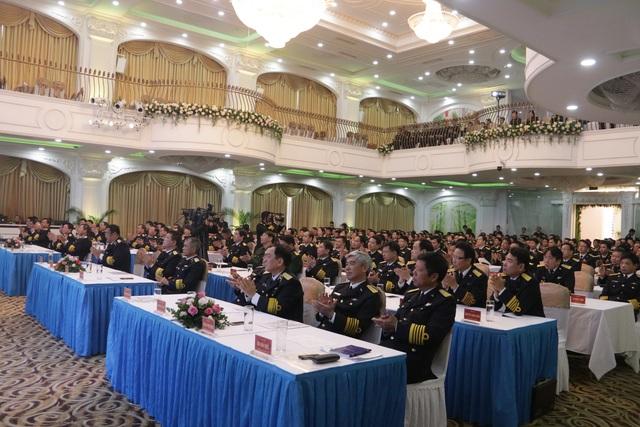 Quân chủng Hải quân: Tuyên dương quân nhân chuyên nghiệp - 4