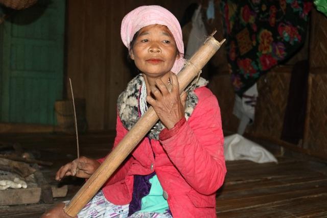 Độc đáo cây đàn của người Mã Liềng dành riêng cho phụ nữ - 1