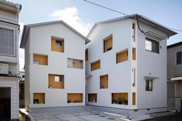 """Ngôi nhà ở Nhật Bản có cách cải tạo """"cắt làm đôi"""" gây sốc - 4"""