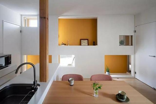 """Ngôi nhà ở Nhật Bản có cách cải tạo """"cắt làm đôi"""" gây sốc - 6"""