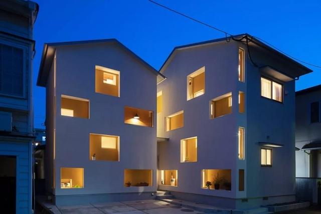 """Ngôi nhà ở Nhật Bản có cách cải tạo """"cắt làm đôi"""" gây sốc - 7"""